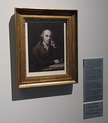 Porträt von Friedrich Georg Weitsch, ca. 1795 (Quelle: Wikimedia)