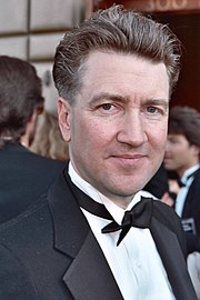 Lynch at the 1990 Emmy Awards ceremony.