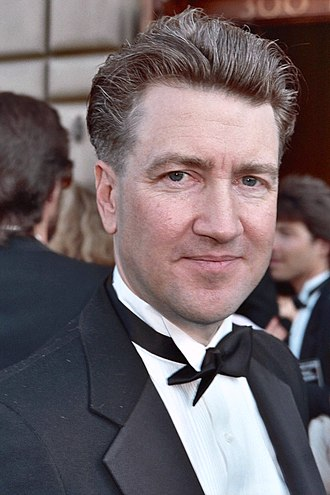 David Lynch - Lynch at the 1990 Emmy Awards ceremony