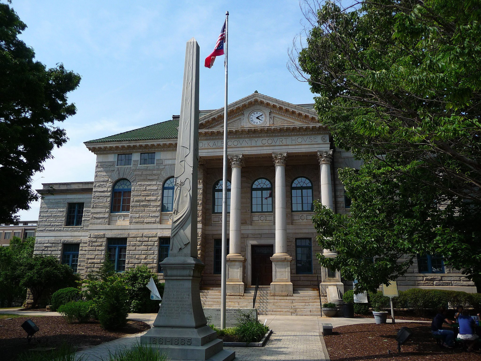 DeKalb County, Georgia Court House