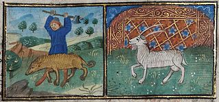 December- slaughtering a pig; Capricorn