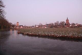 Bunschoten Municipality in Utrecht, Netherlands