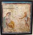 Dedalo, pasife e la mucca di legno,, da casa dell'antica caccia a pompei, 8979.JPG