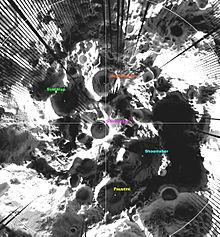Shackleton Crater Wikipedia