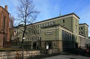 Oslo Public Library - Image: Deichman V