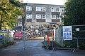 Demolition of Bridges Hall, University of Reading (geograph 3210655).jpg