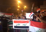 Demonstrators in Tahrir Square, Baghdad - Oct 24, 2019.png
