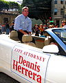 Dennis Herrera Columbus Day Italian Heritage Parade in SF North Beach 2011 24.jpg