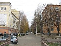 Deputatskaya street.JPG