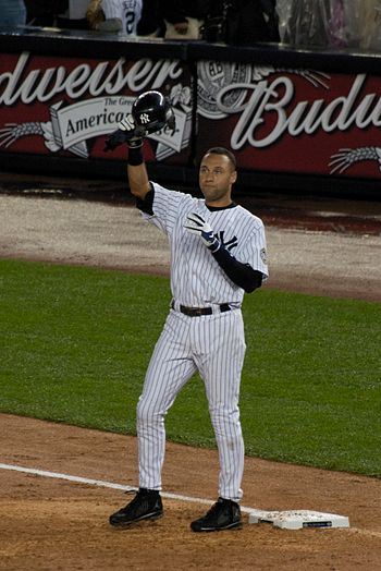 English: Derek Jeter