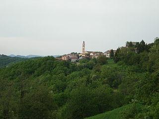 Dernice Comune in Piedmont, Italy