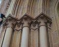 Detalls de la portada de l'església del Convent del Carme o Santuari de la Mare de Déu de l'Esperança d'Onda.JPG