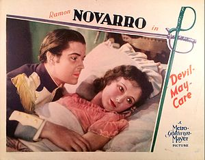 Devil-May-Care - Lobby card
