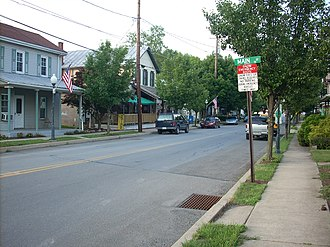 Delaware Township, Northumberland County, Pennsylvania - Dewart: a village in Delaware Township