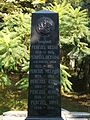 Dezso Perczel family grave, Calvary Hill cemetery, 2016 Bonyhad.jpg