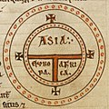 Diagrammatic T-O world map - 12th c.jpg