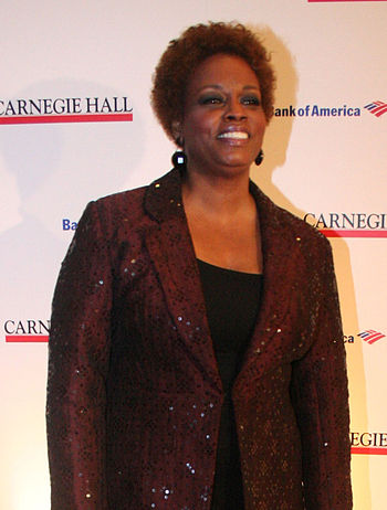 English: Dianne Reeves at the 120th Anniversar...