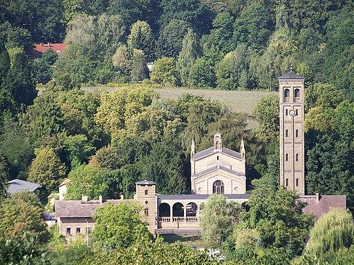 Die Bornstedter Kirche
