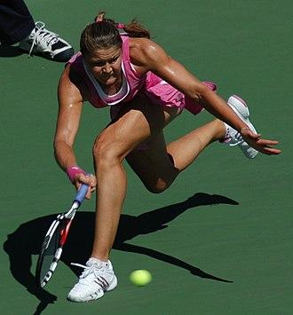2008 WTA Tour Championships - Dinara Safina won four titles during the year.