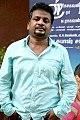 Director A Sarkunam at the Manjapai Press Meet.jpg
