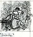 Disegno per copertina di libretto, disegno di Guido Crepax per Luisella (s.d.) - Archivio Storico Ricordi ICON012297.jpg