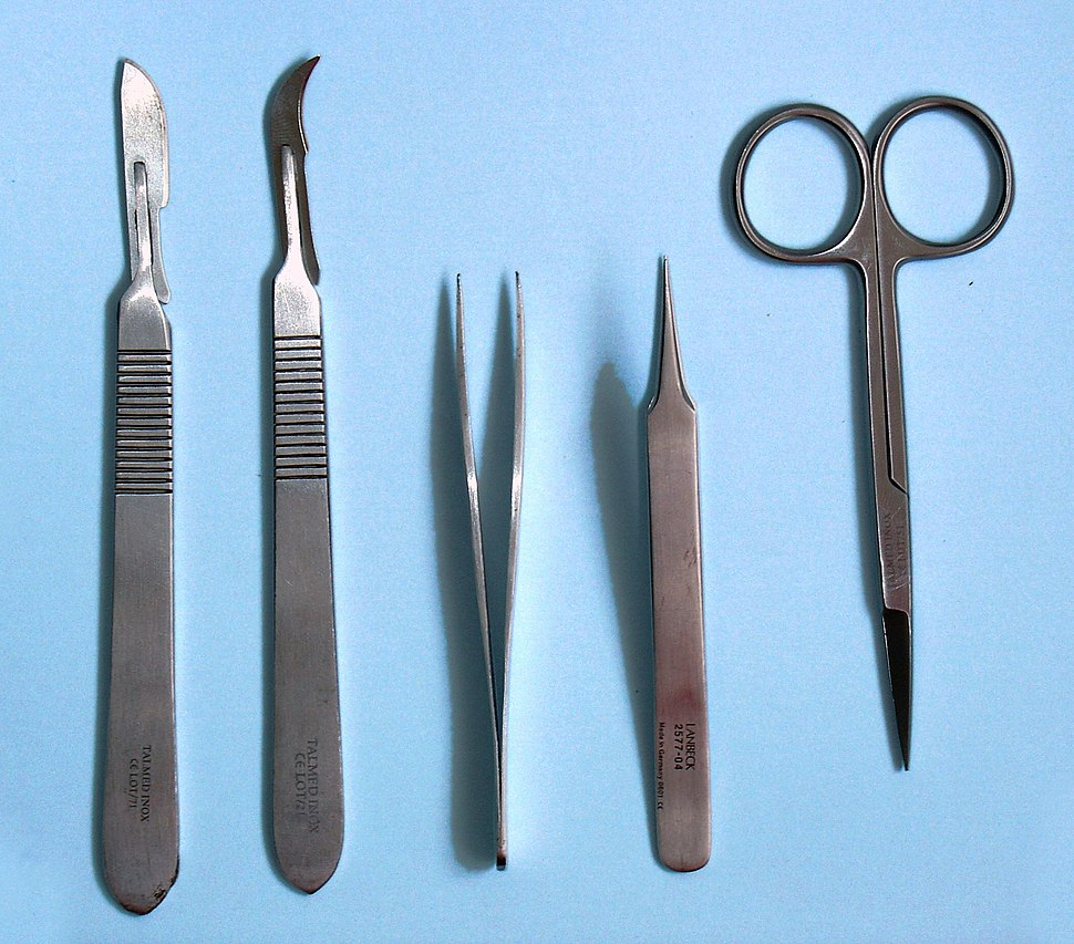 Dissection tools