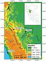 Distribution of Enyalioides azulae and Enyalioides binzayedi in Peru - ZooKeys-277-069-g006.jpg