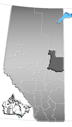 Division No. 12, Alberta Location.png