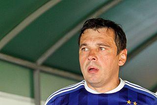 Yuriy Dmytrulin Ukrainian footballer