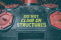 Do Not Climb on Structures (17898399575).jpg