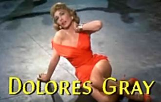 Dolores Gray - Designing Woman film trailer (1957)