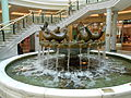 Dolphin fountain, Trafford Centre (2).JPG
