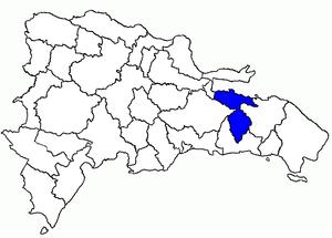 Hato Mayor Province - Image: Dom Rep Hato Mayor