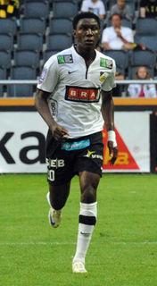 Dominic Chatto Nigerian football midfielder