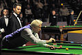 Dominic Dale and Marcel Eckardt at Snooker German Masters (Martin Rulsch) 2014-01-30 01.jpg