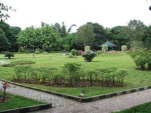 Domlur - Image: Domlur Park 8 15 2008 3 42 32 PM