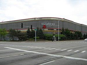 Donald E. Stephens Convention Center - Image: Donald E. Stephens Convention Center
