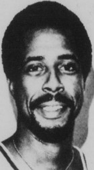 Donnie Freeman - Image: Donnie Freeman 1975