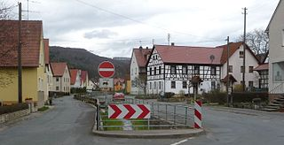 Stackendorf (Buttenheim) human settlement in Germany