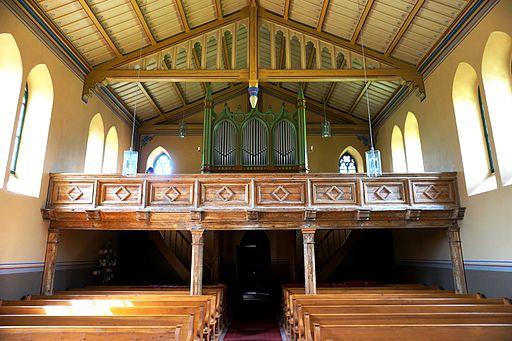 Dorfkirche Brodowin innen 03
