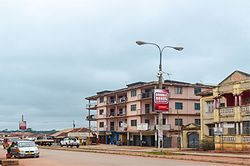 Skyline of Brong-Ahafo Region