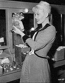 Dorothy Provine in 1959.