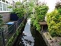 Dorpsstraatbrug - Hillegersberg - Rotterdam - View from the bridge towards the northwest.jpg