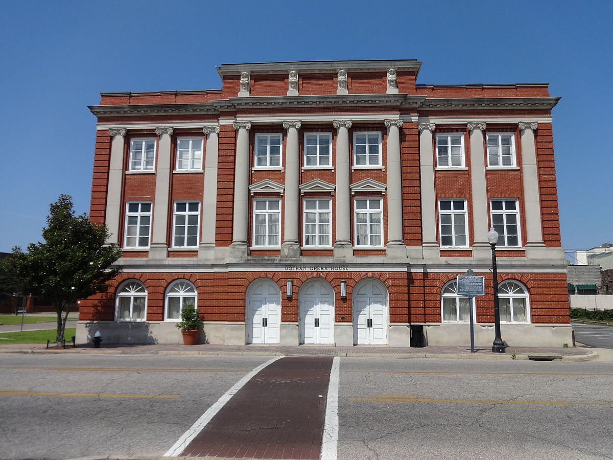 Image result for dothan opera house