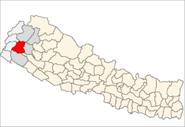 Doti district location.png