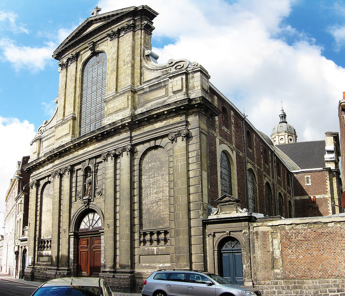 Ville Douai St Albin
