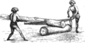 Douglas Hamilton, Alan, Fig. 6. Natives using the Saw..png