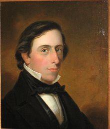 Painting of Dougalas Houghton by Alva Bradish (1850), courtesy of Wikipedia