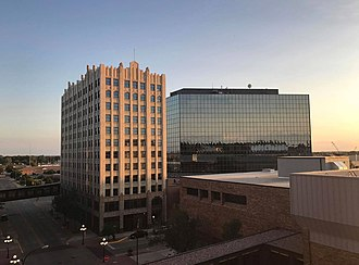 Sioux City, Iowa - Downtown Sioux City.