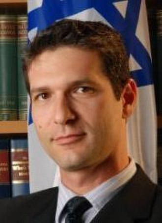 Consulate General of Israel to the Pacific Northwest Region - Dr. Andy David
